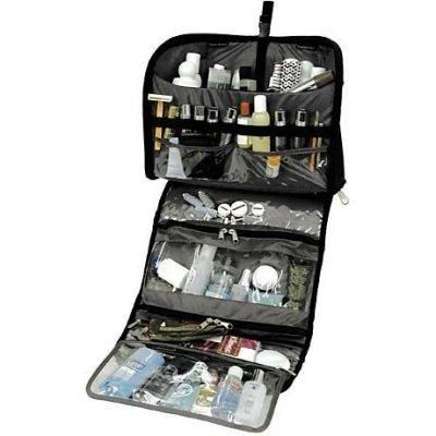 Roll Up Travel Makeup Bags