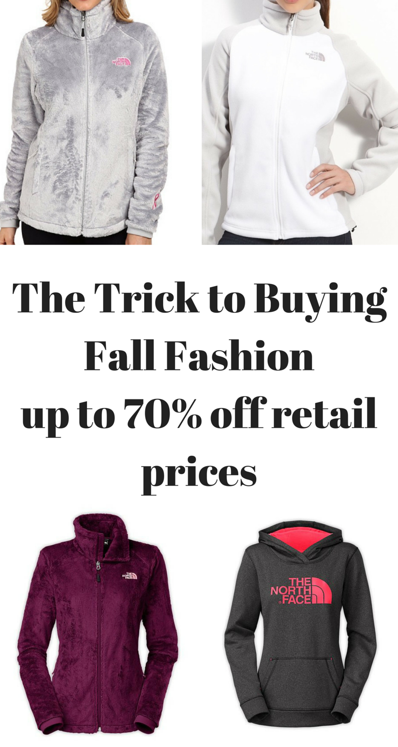Fall fashion sale happening now! Shop Nike, The North Face, VS ...