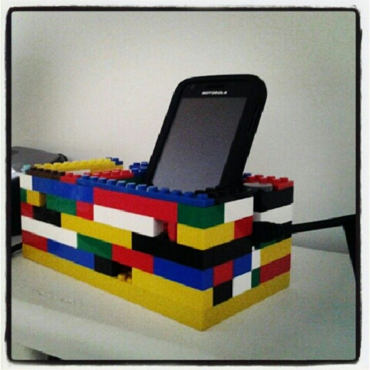 Lego Phone Holder Charger Phone Charger Holder Phone Holder Legos