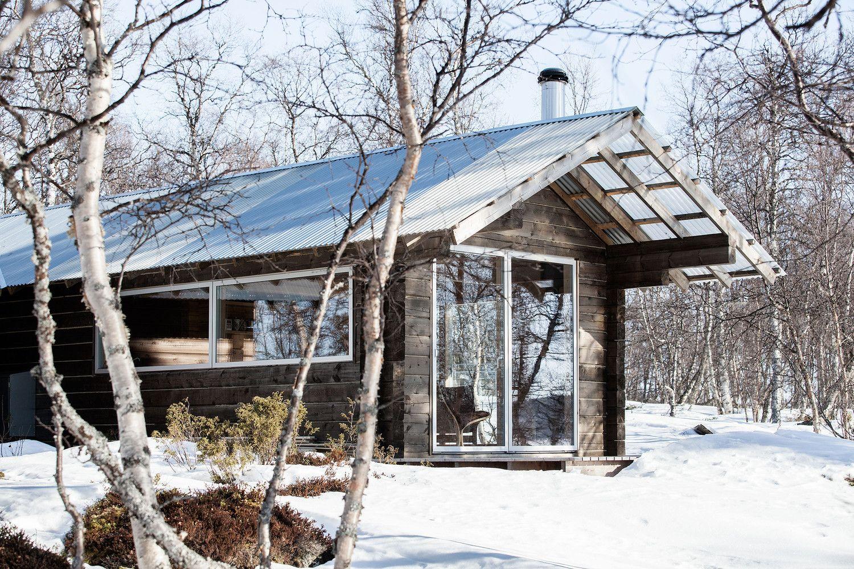 Gallery of Cabin at Femunden / Aslak Haanshuus Arkitekter - 7