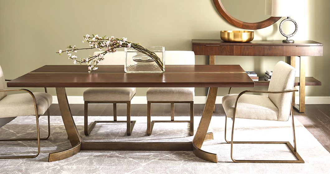Studio By Stickley In Knoxville, Studio By Stickley Addison Dining Table,  Shop Knoxville,