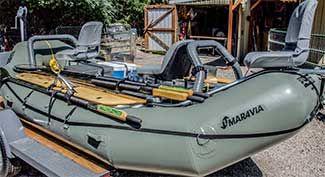 Drift boats, Fishing boats, inflatable fishing boats, Stream Tech
