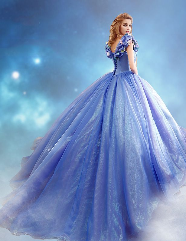 2015 costumes de cinema robe de cendrillon des adultes - Robe disney adulte ...