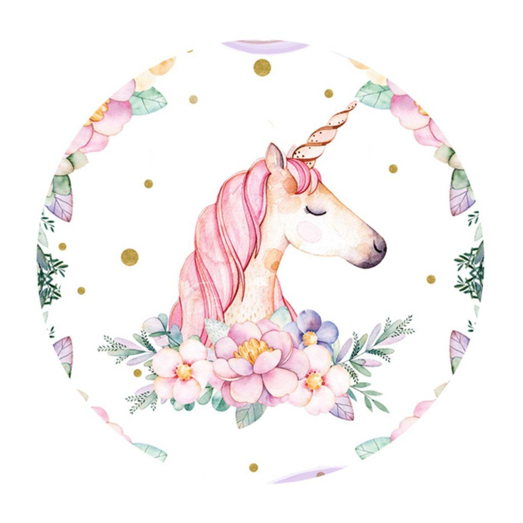 Rodelinha Unicornio gratis