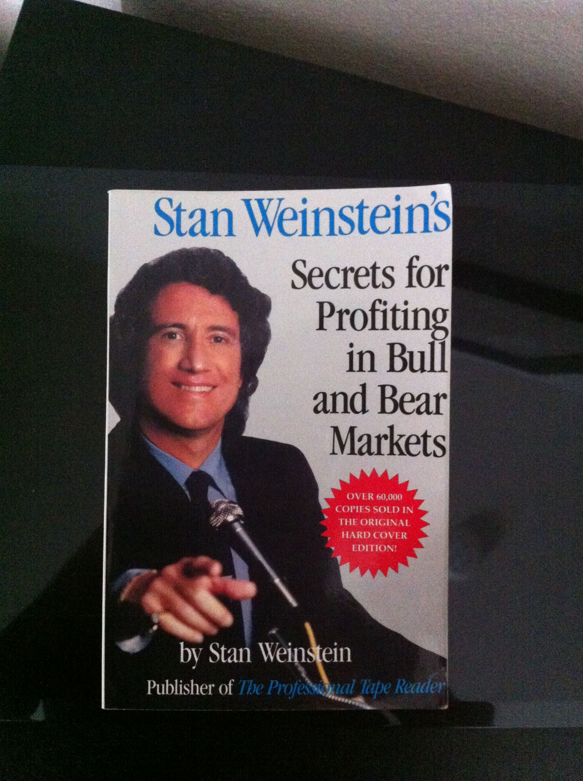 Just finished reading this book about the Stock Market - #stocks #money #bull #bear #profit #shares #companies