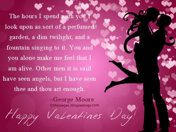 valentines-day-quotes-messages (600×450) | puppys | pinterest, Ideas