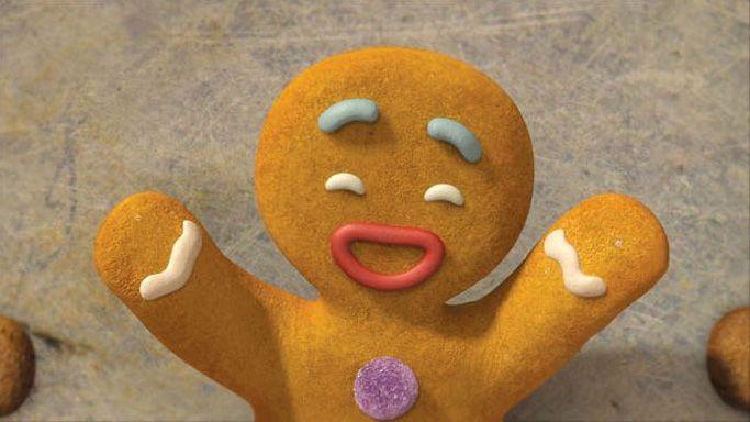 Gingy Shrek Ginger Snaps Shrek Gingerbread Gingerbread Man