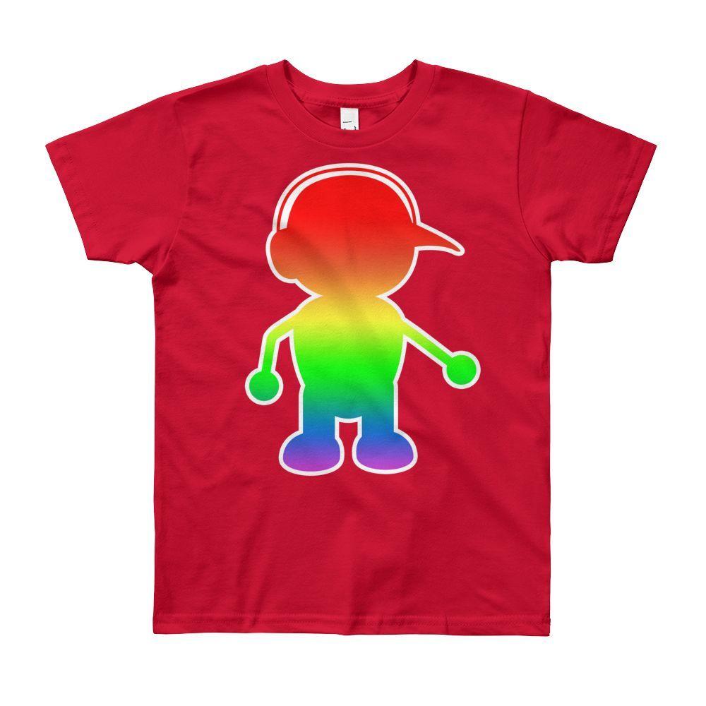 AntiBully MiniJack - Short sleeve kids t-shirt