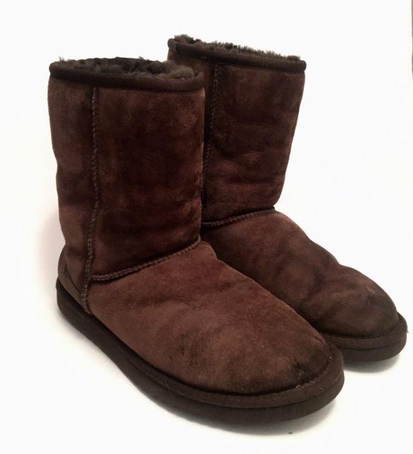 ugg boots classic short ebay