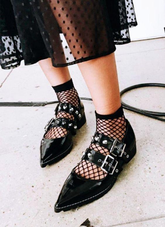 Shoes In 2019SocksFashionSock Pin Fishnet By SBerger On QWerCxdBo