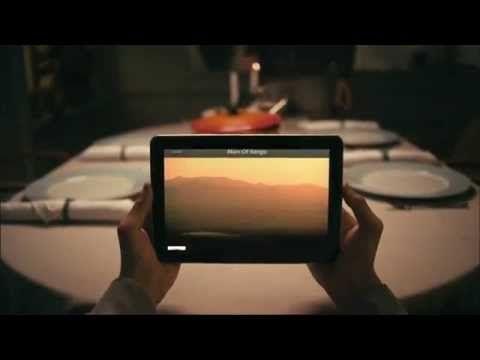 Ericsson Multiscreen TV User Experience