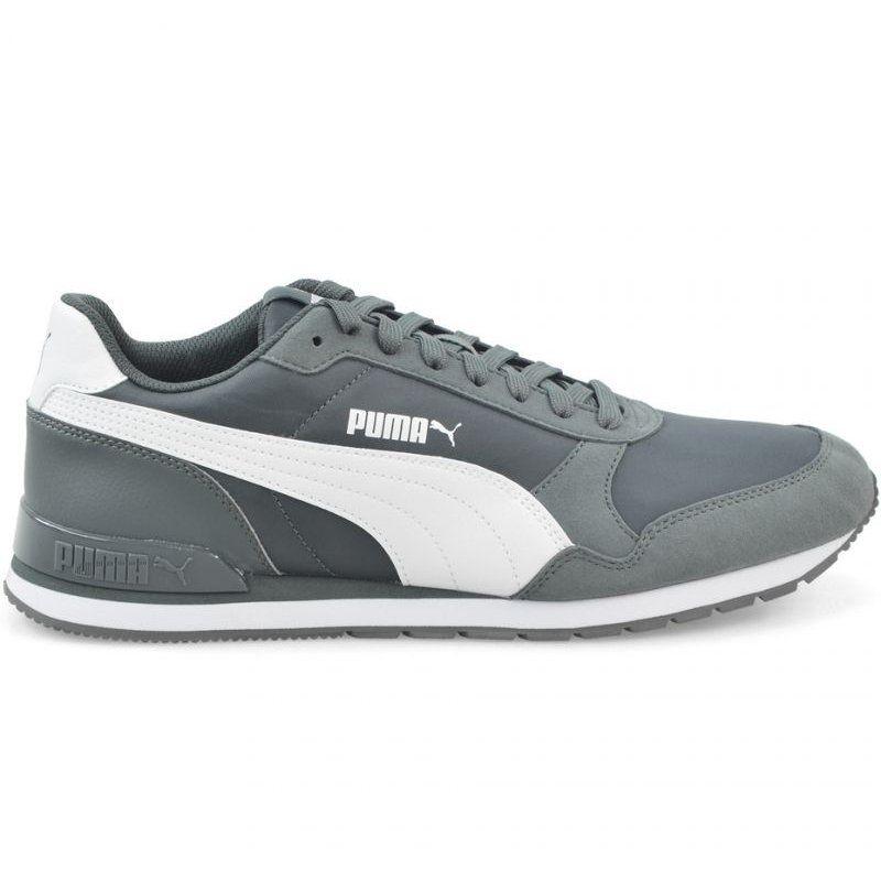 Treningowe Bieganie Sport Puma Niebieskie Buty Biegowe Puma St Runner V2 Nl Iron Gate M 365278 12 Puma Puma Sneaker Shoes