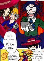 Hellsing and Naruto hehe