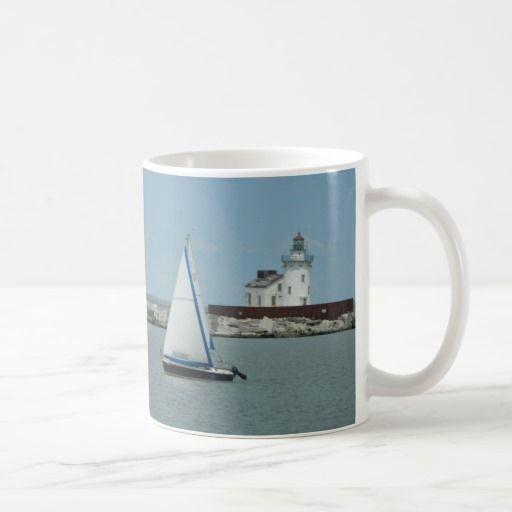 Sweet Sail Cleveland Ohio Mug