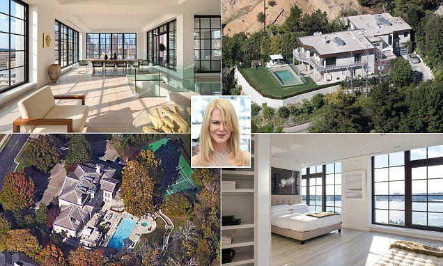 Inside Nicole Kidman S Lavish Lifestyle Celebrity Houses Rich Home Luxury Lifestyle