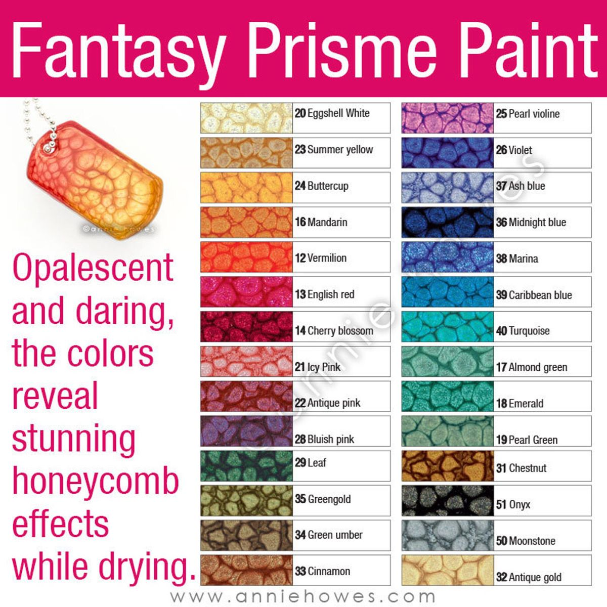 Fantasy Prisme Paint By Pebeo Special Effects Paint Jewelry Etsy In 2020 Pebeo Paint Painting Tools Painting