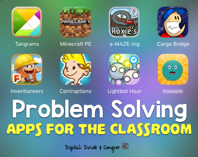 Problem Solving Apps in the Classroom (Primary Chalkboard)   Math ...