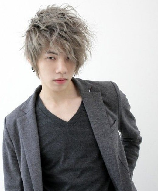Latest Trendy Asian And Korean Hairstyles For Men 2019