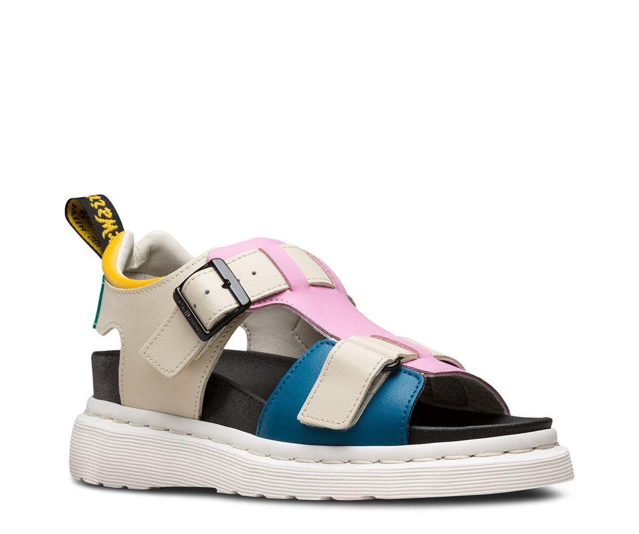 sandalsDr store martens Dr kamilahShoesBlue martens PXZiuTOk