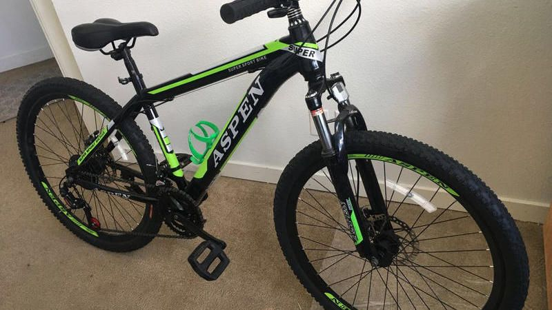 200 Aspen 21 Speed Mountain Bike Nextdoor Mountain Biking Bike Sale