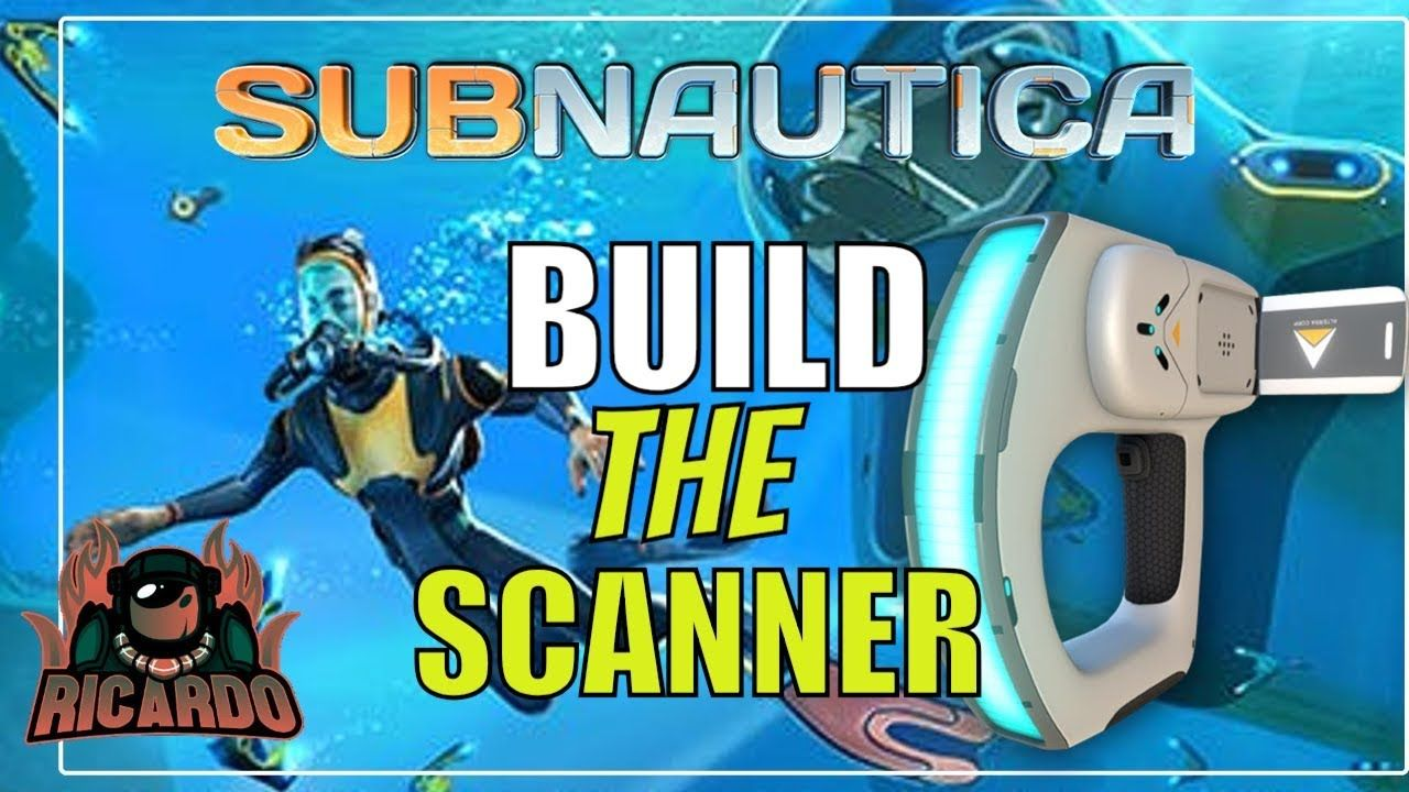 Subnautica Building The Scanner Scanner Book Cover Comic Book Cover Subnautica how to find scanner room fragments subnautica is a under water survival game and heres a beginners guide how. subnautica building the scanner