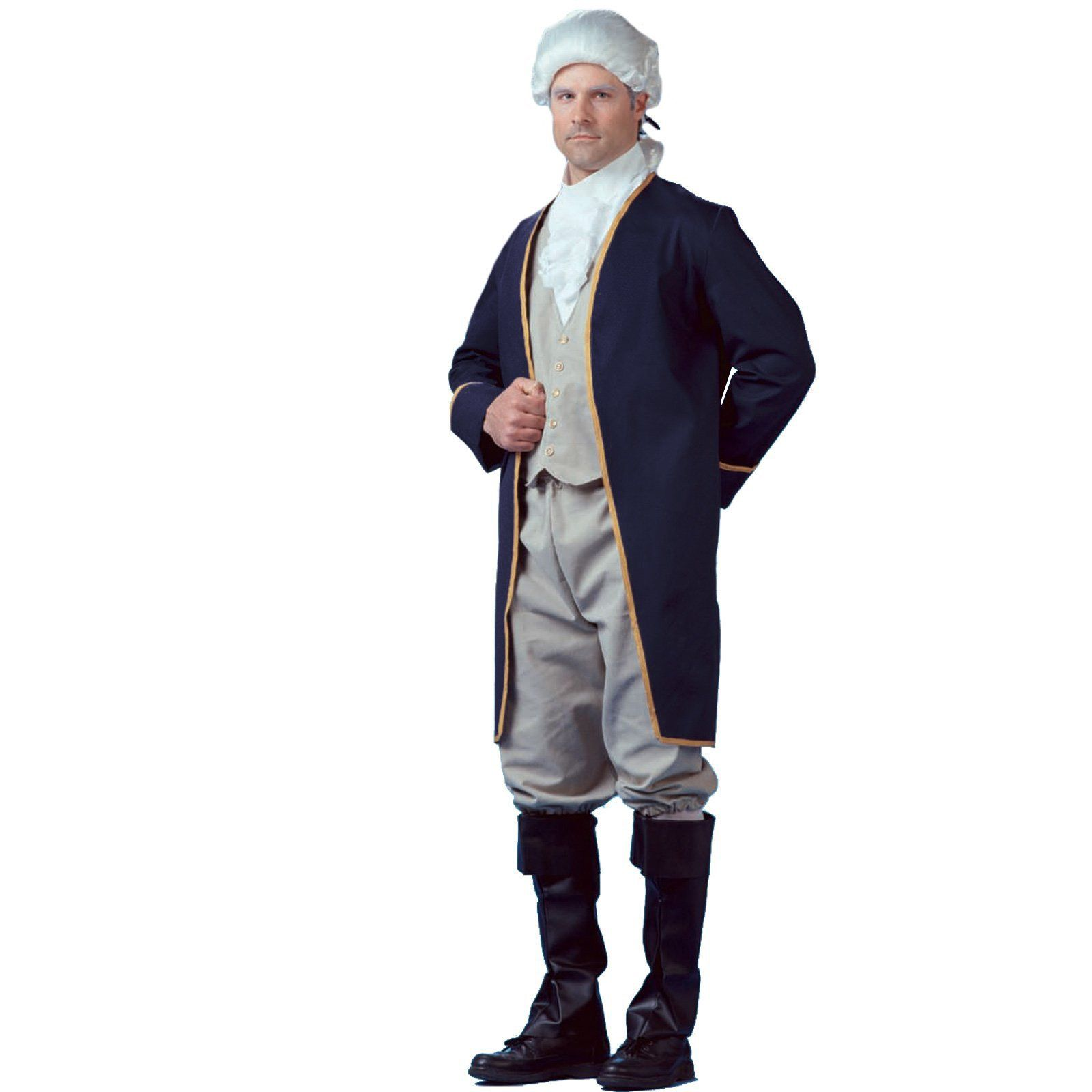 George Washington Child Costume | Thomas jefferson and Halloween ...