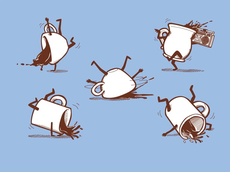 Прикольные картинки о кофе, поняла