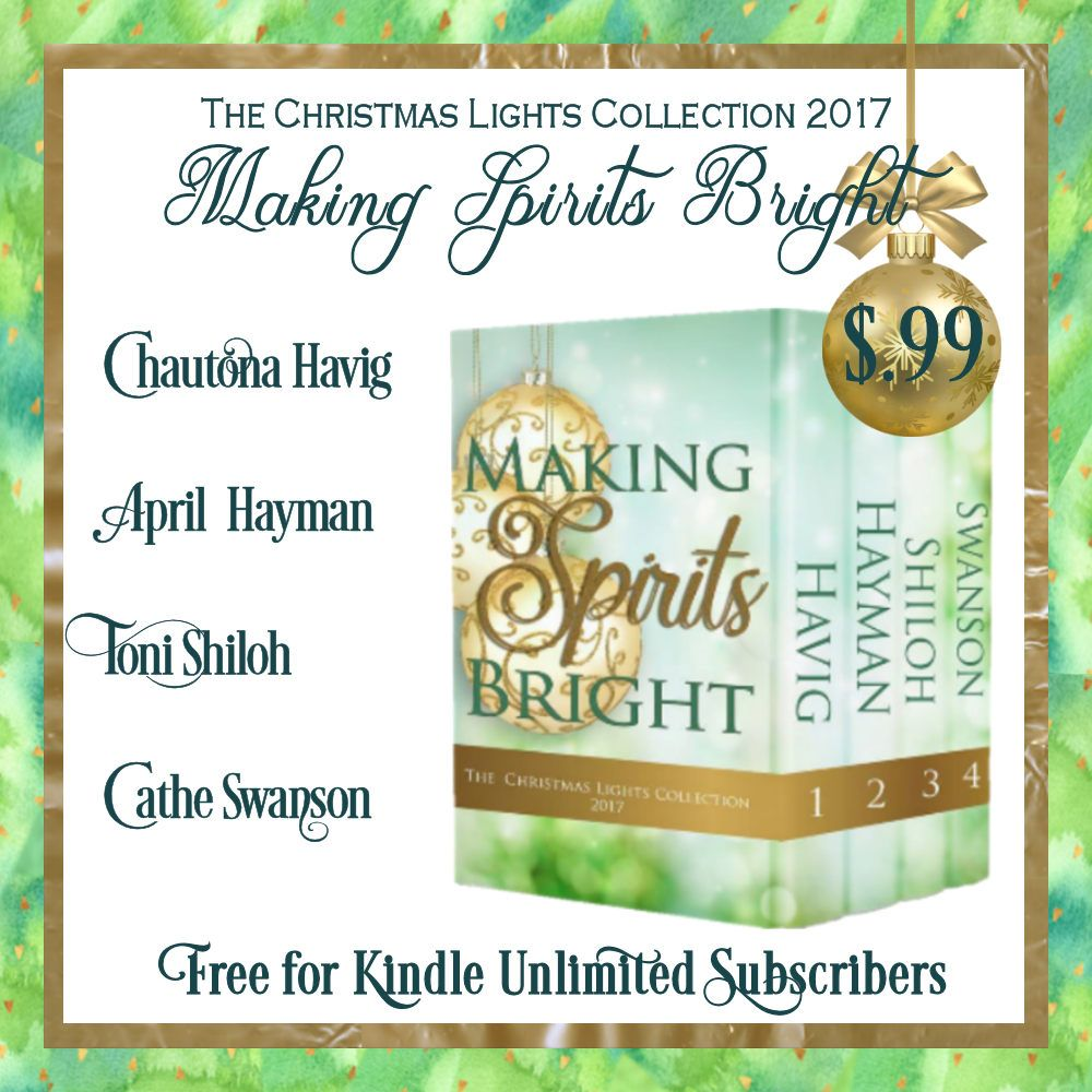 Making Spirits Bright - the 2017 Christmas Lights novella collection ...