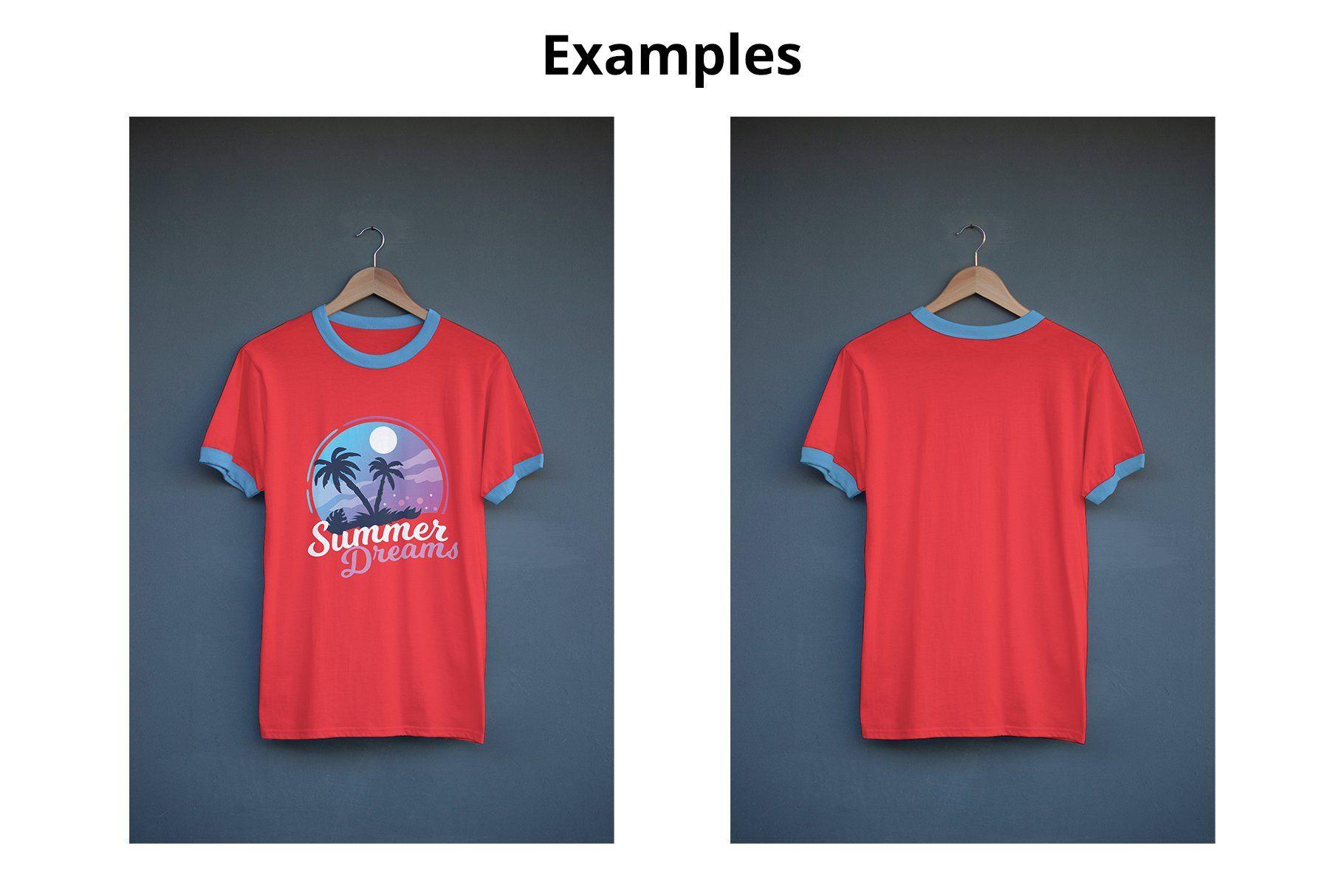 Download Ringer T Shirt Mockup Shirt Mockup Tshirt Mockup Photography Portfolio Template