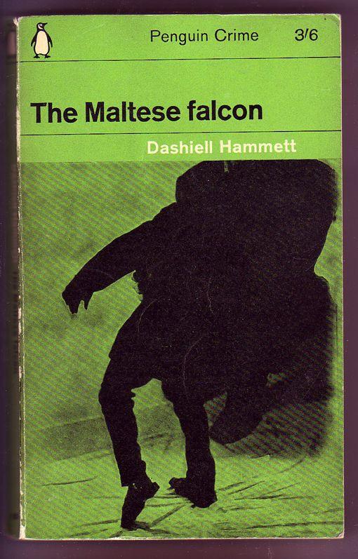 Cool Book Cover The Maltese Falcon