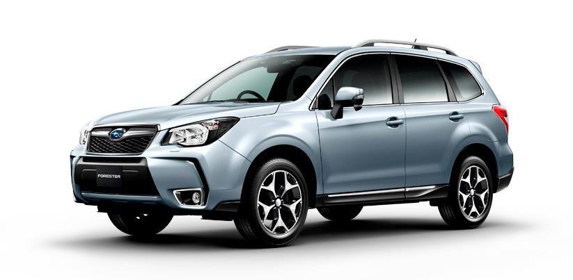 2014 Forester Subaru Forester Subaru Cars Subaru