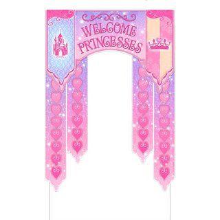 Disney Princess Royal Event Door Banner