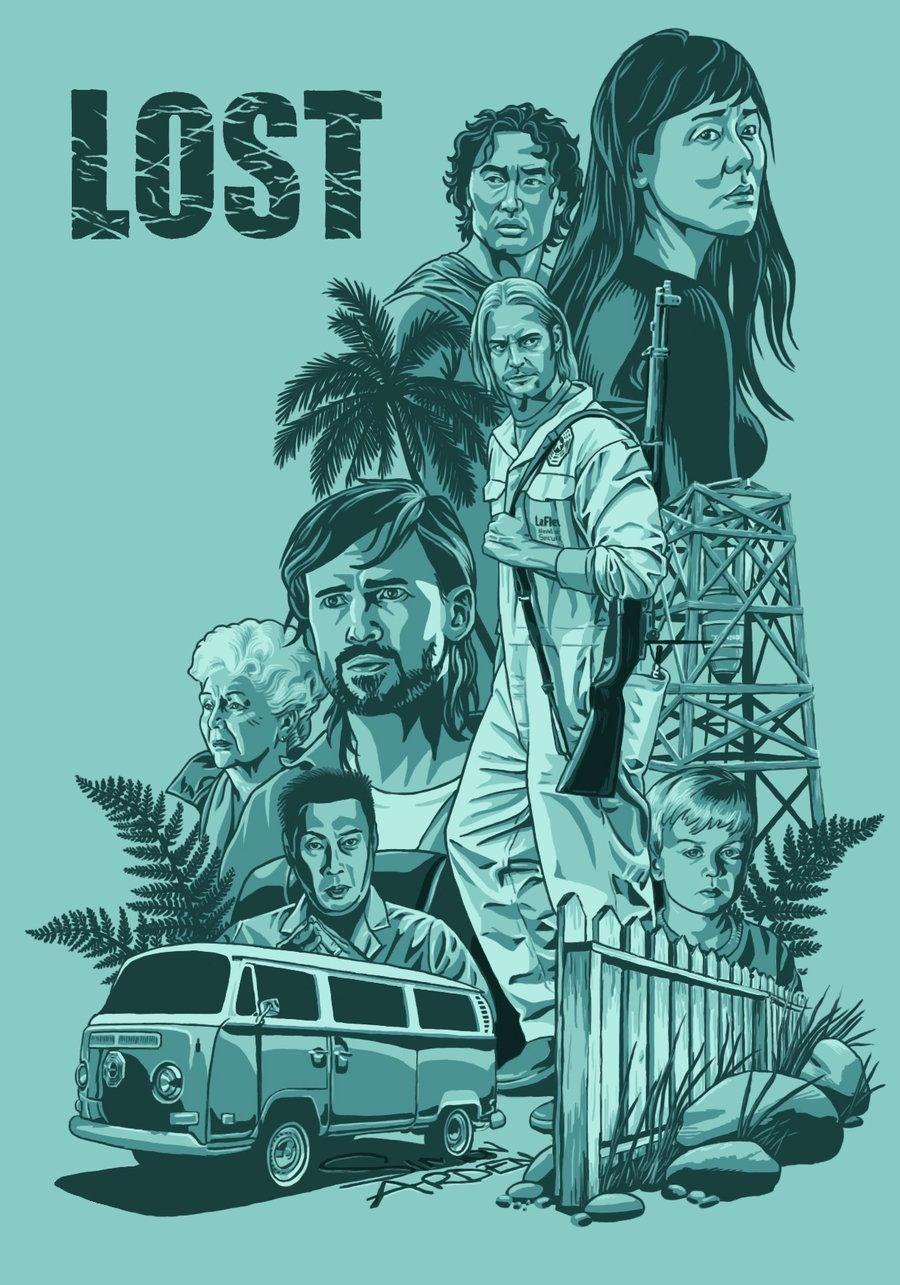 Supernatural - Tv Series Poster 24x36 Poster Tv Art Print
