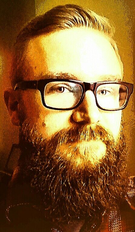 Beard - Neatened, combed and Oiled.