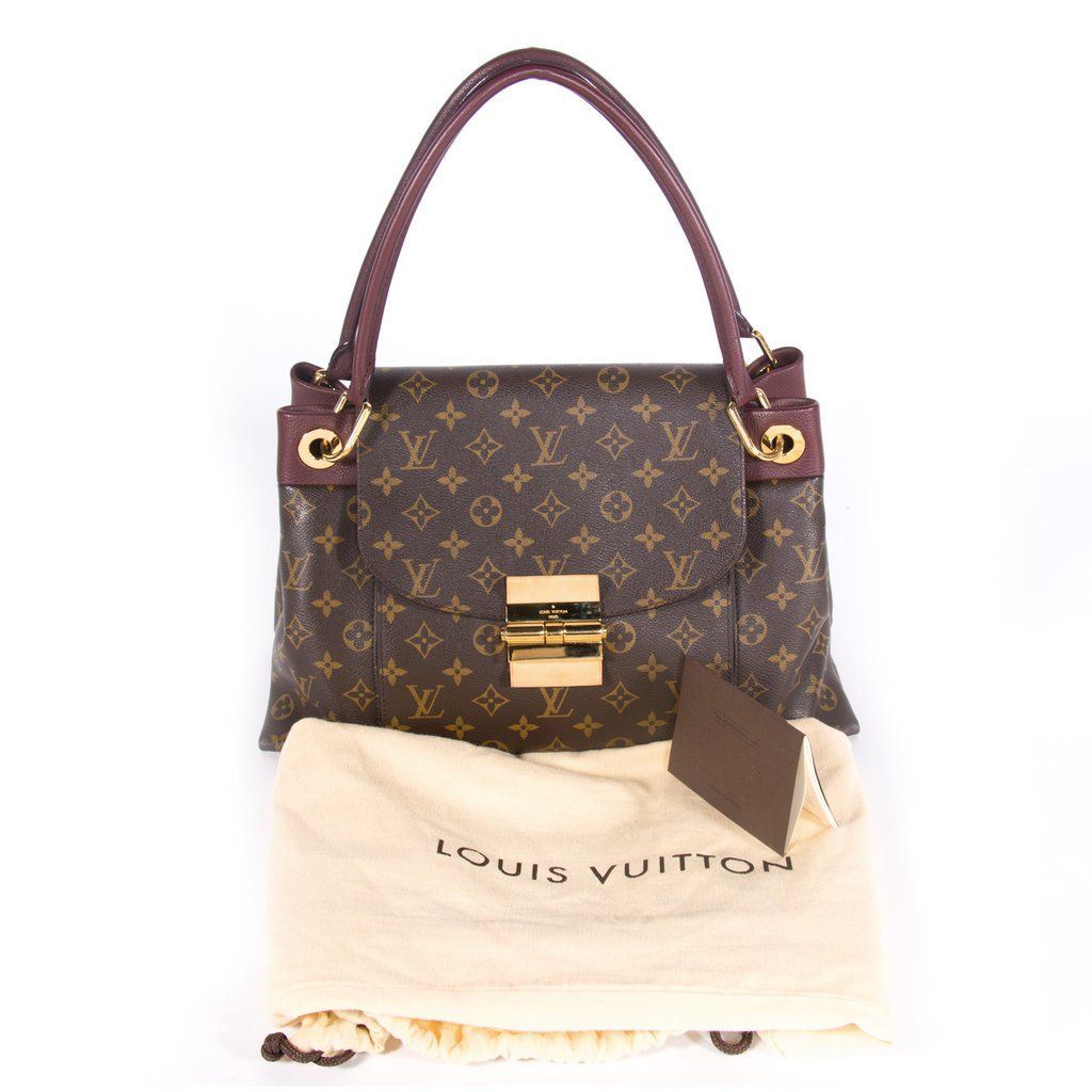 Authentic Louis Vuitton Monogram Olympe Bag At Re Vogue For Just Usd 1 700 00