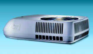Low profile Polar Cub Air Conditioner