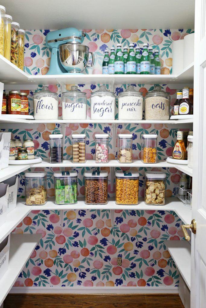 15 Beautiful Ways to Use Wallpaper …