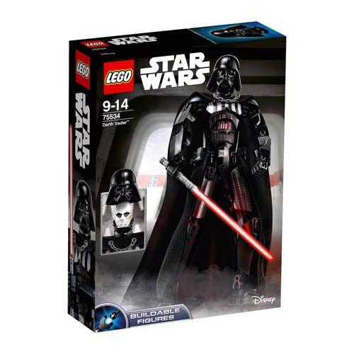 Darth Vader 75534 Darth Vader Anakin Skywalker En Lego Ideeen