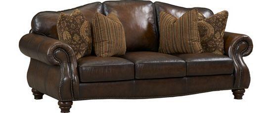 $2k - 100% top–grain leather. classic camelback silhouette ...