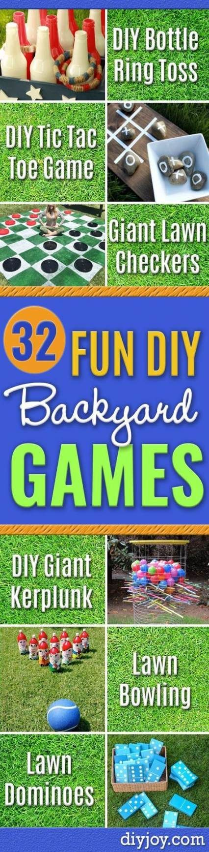 Outdoor summer games for adults yards 22 new Ideas #projekteimfreien