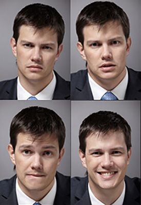 Fill facial expressions recognition are certainly