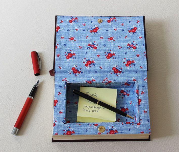 kisten boxen buchbox mit druckknopfverschluss ein designerst ck von buchkiste bei dawanda. Black Bedroom Furniture Sets. Home Design Ideas