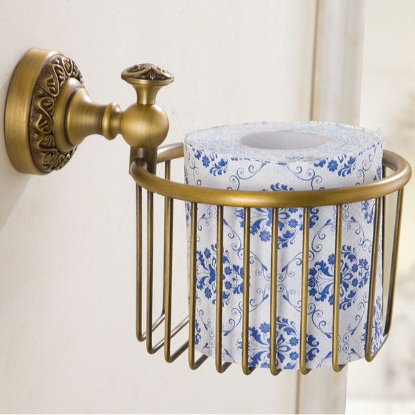 Merveilleux European Retro Style Bathroom Products Bathroom Accessories Copper... ($29)  ❤ Liked