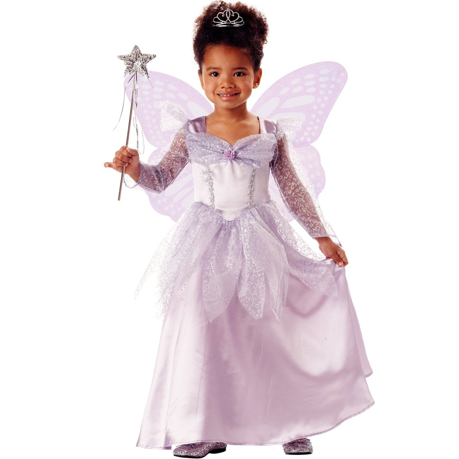 Pink Butterfly Fairy Child Costume | Princess costumes, Fun ...