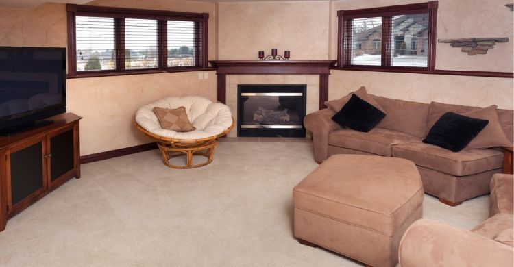 Replacement Basement Windows In Utah Advanced Window Products Finishing Basement Man Cave Fireplace Home