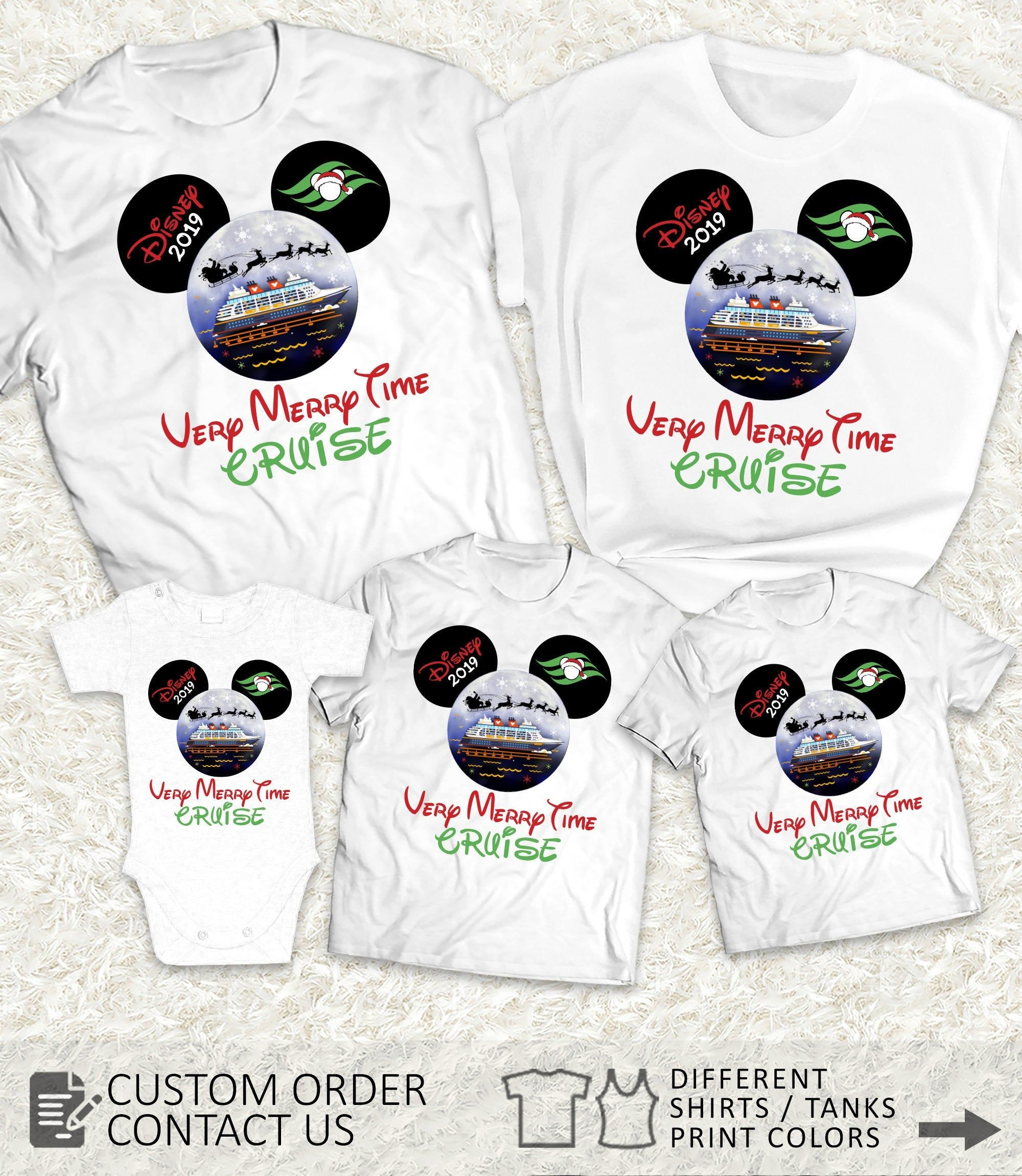 2020 Christmas Cruise Custom disney Christmas cruise shirts 2020 Christmas disney | Etsy