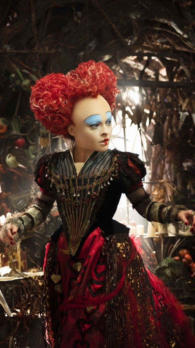 Alice Through The Looking Glass Wallpapers Hd Wallpapers 640 1138