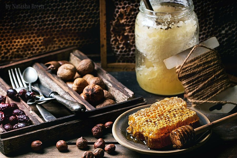 Honeycomb and Nuts by Natasha Breen on 500px