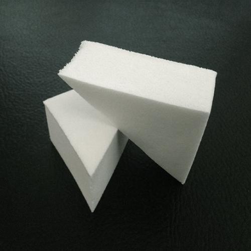 8 Stück Lady Make Up Cosmetic Puff Triangle Foundation Schwamm Puder Gesichtsquaste – wie das Bild / Einheitsgröße