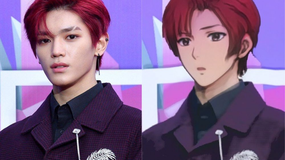 Here S What Your Favorite Idols Would Look Like If They Were In An Anime Pop Star K Pop Star Social Media Expert